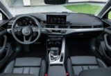specs and review audi a4 2022 interior