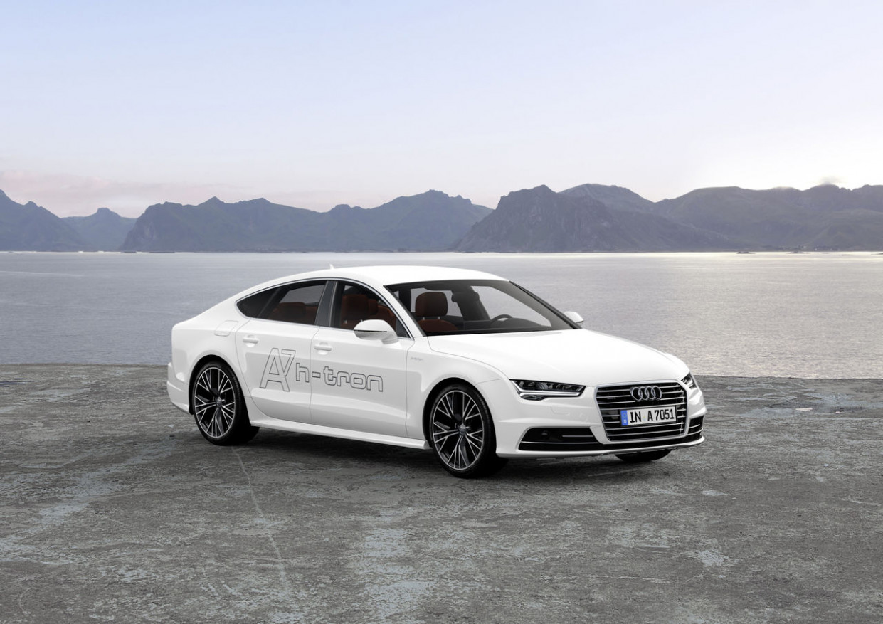 Style Audi Fuel Cell 2022