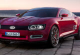specs and review ford capri 2022