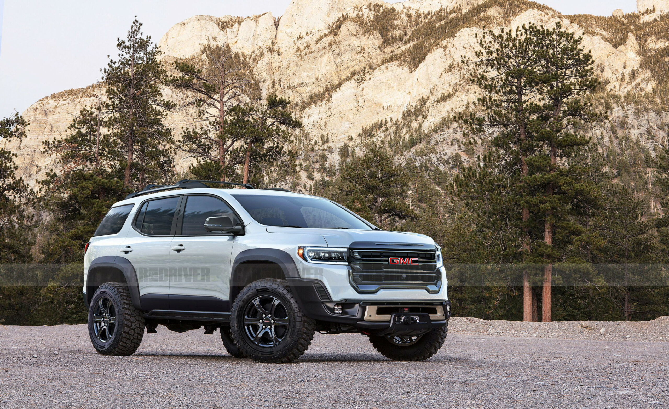 Redesign and Concept Gmc New Body Style 2022