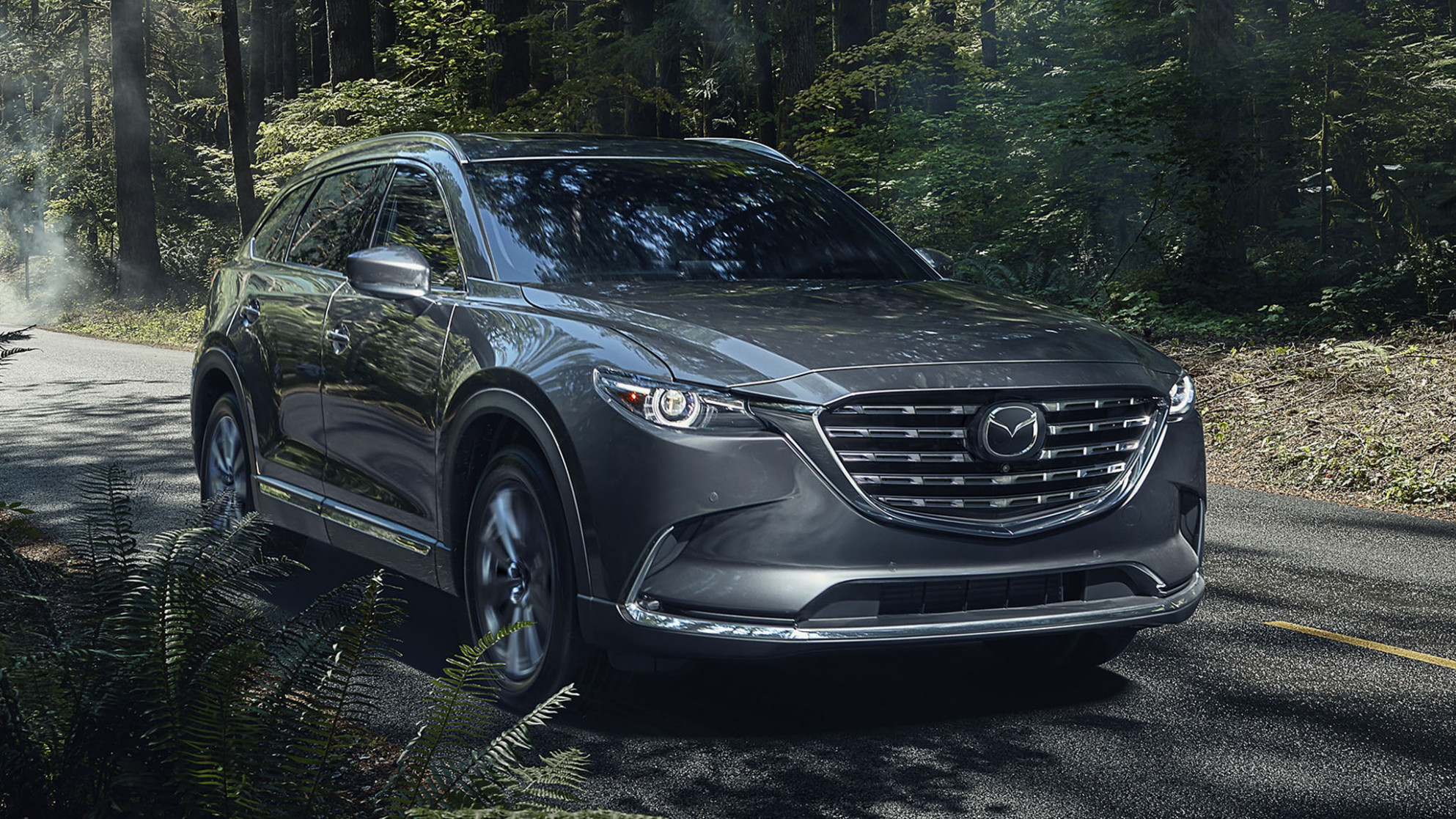 New Review Mazda Cx 9 2022 Interior