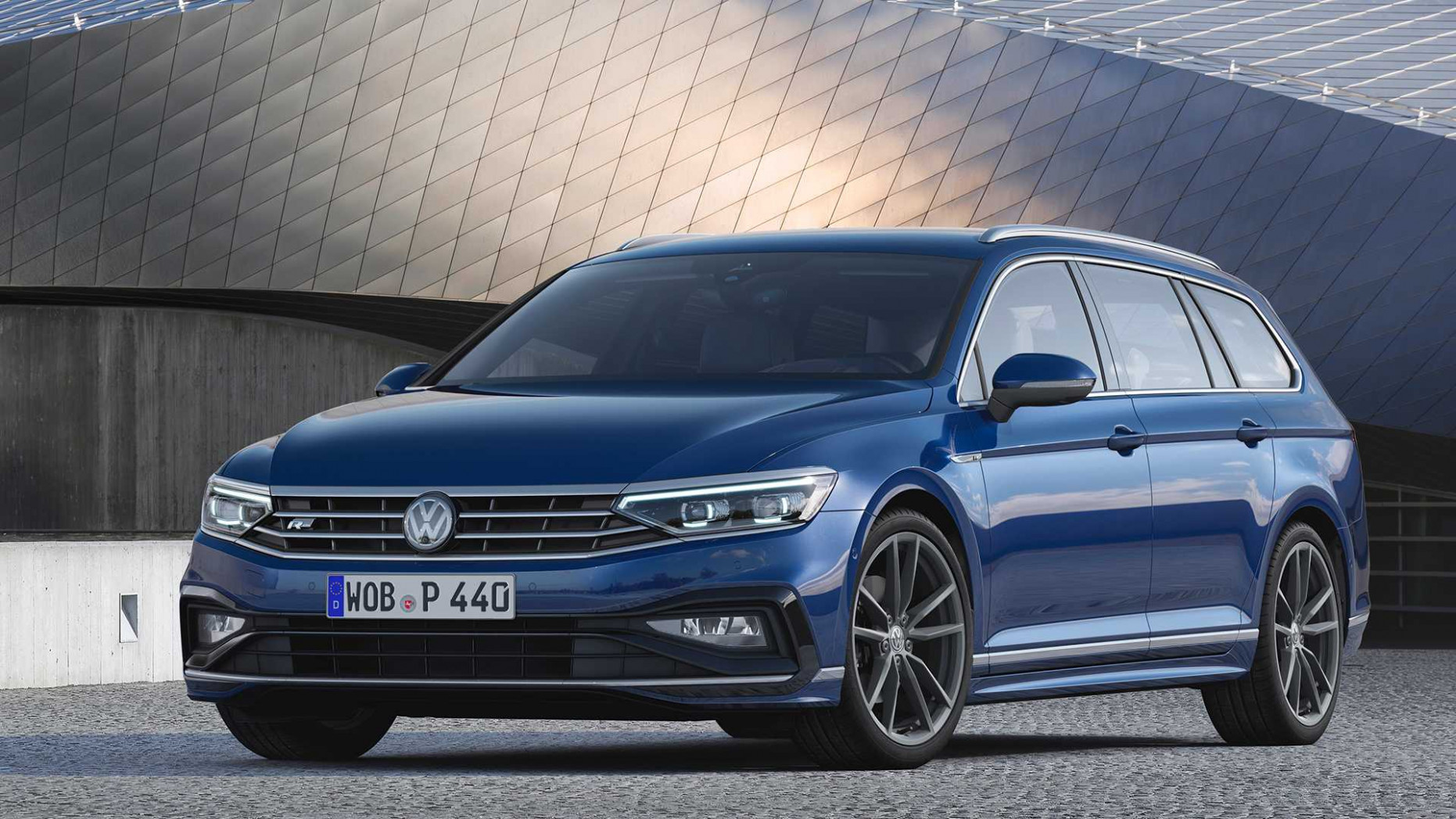 Exterior and Interior Next Generation Vw Cc