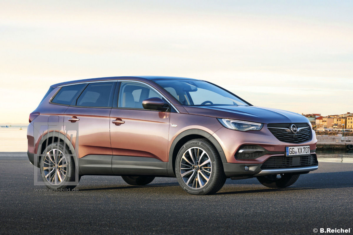 Pictures Nuovo Suv Opel 2022