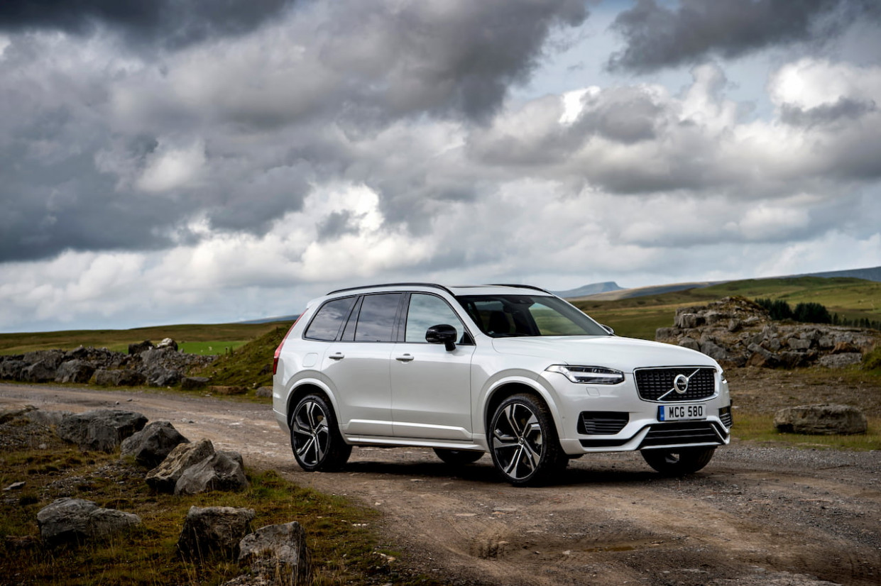 Rumors Volvo Electric By 2022