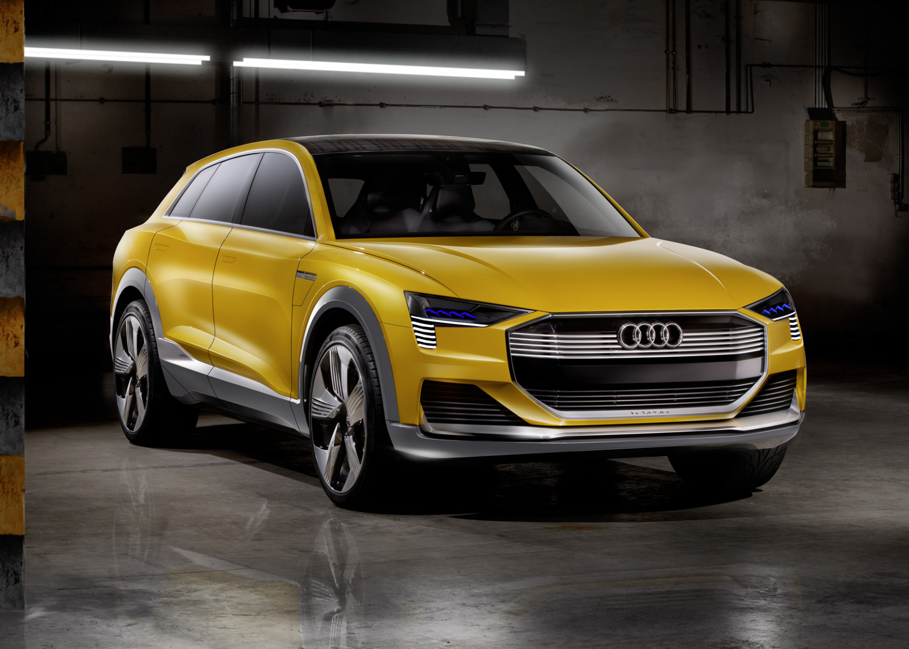 Performance Audi Fuel Cell 2022