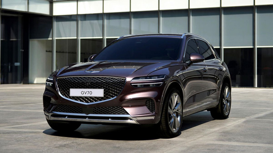 Release Date and Concept Hyundai Genesis Suv 2022