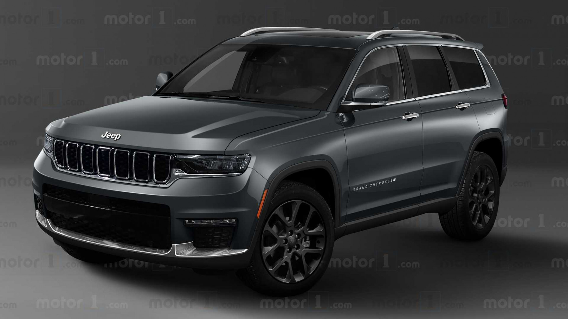 Spy Shoot Jeep Laredo 2022