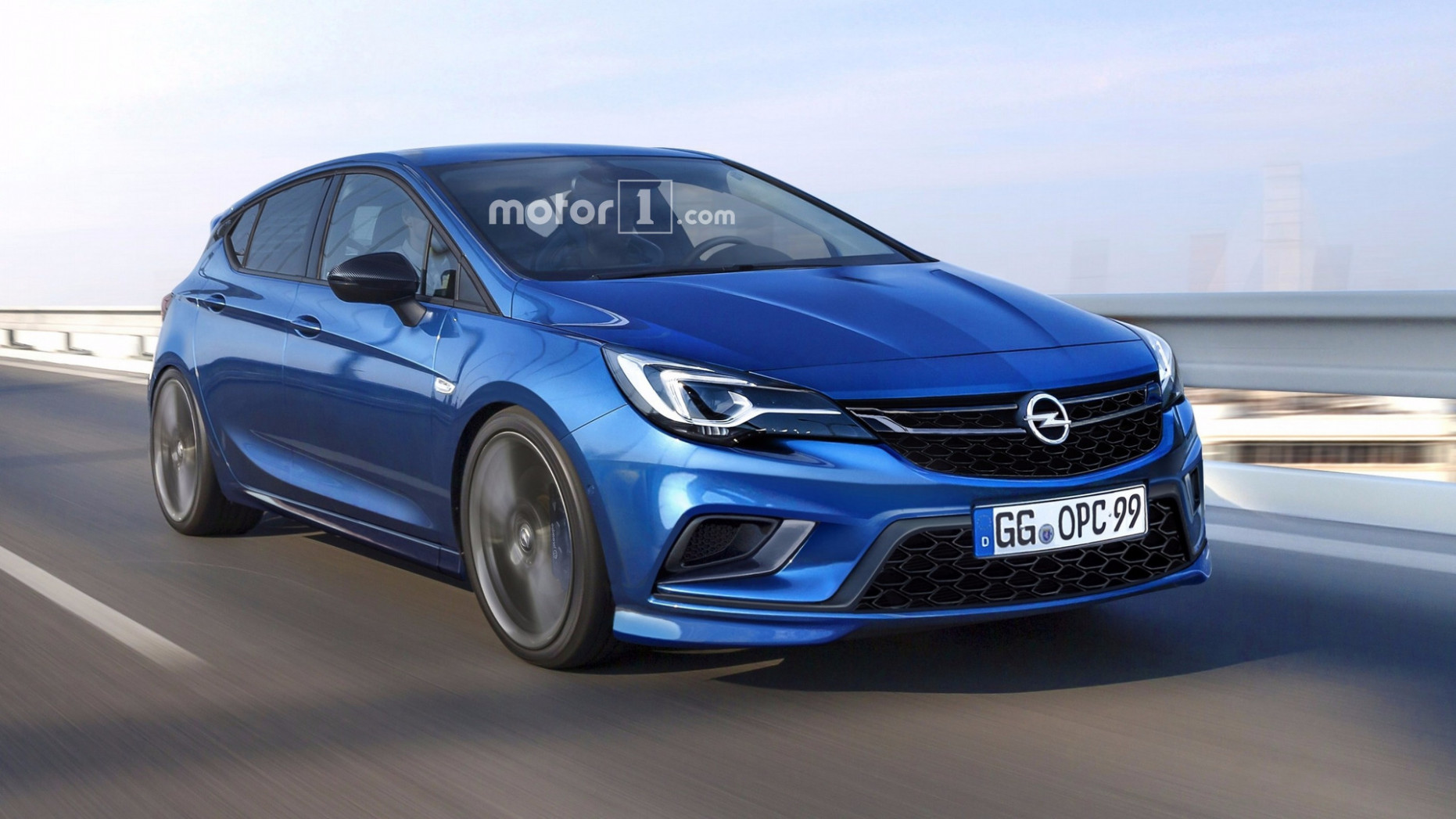New Concept Opel Astra Opc 2022