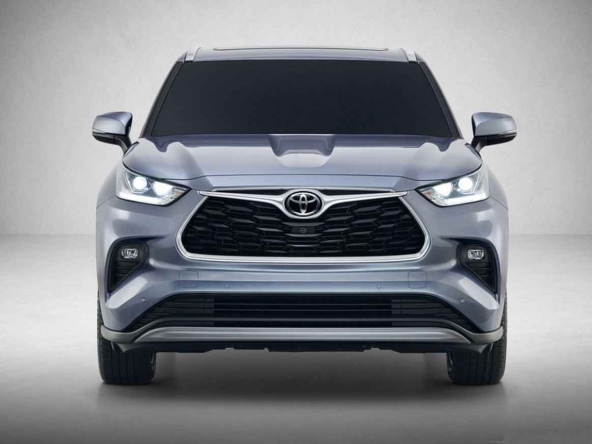 First Drive Toyota Highlander 2022