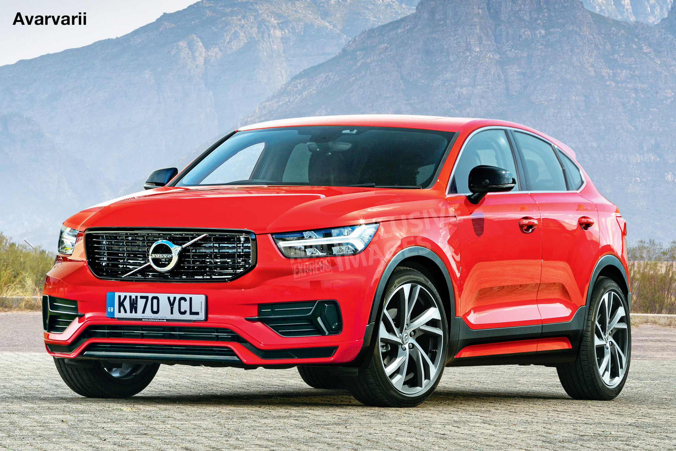 Images Volvo New Models 2022