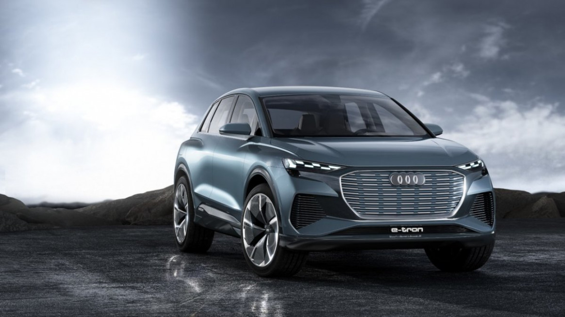 Release Date and Concept 2022 Audi Q8
