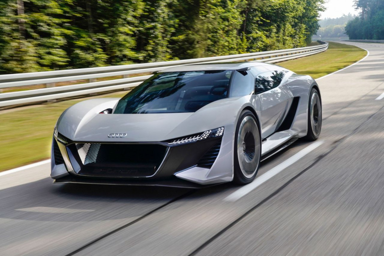 Ratings 2022 Audi R8 V10 Spyder