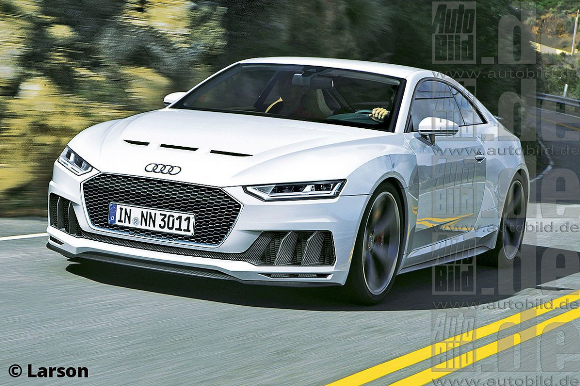 Specs and Review 2022 Audi Sport Quattro