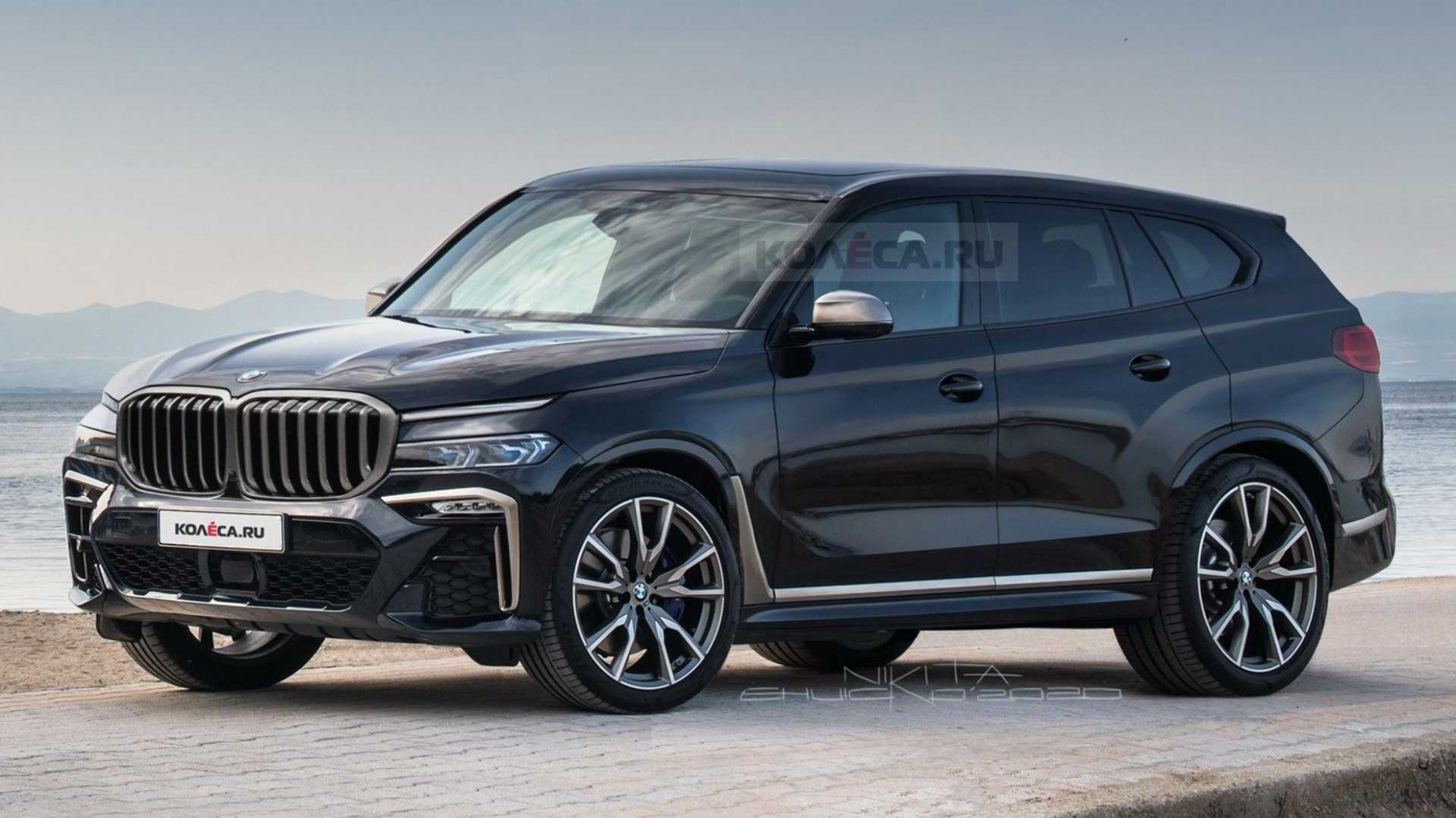 Price, Design and Review 2022 BMW X6