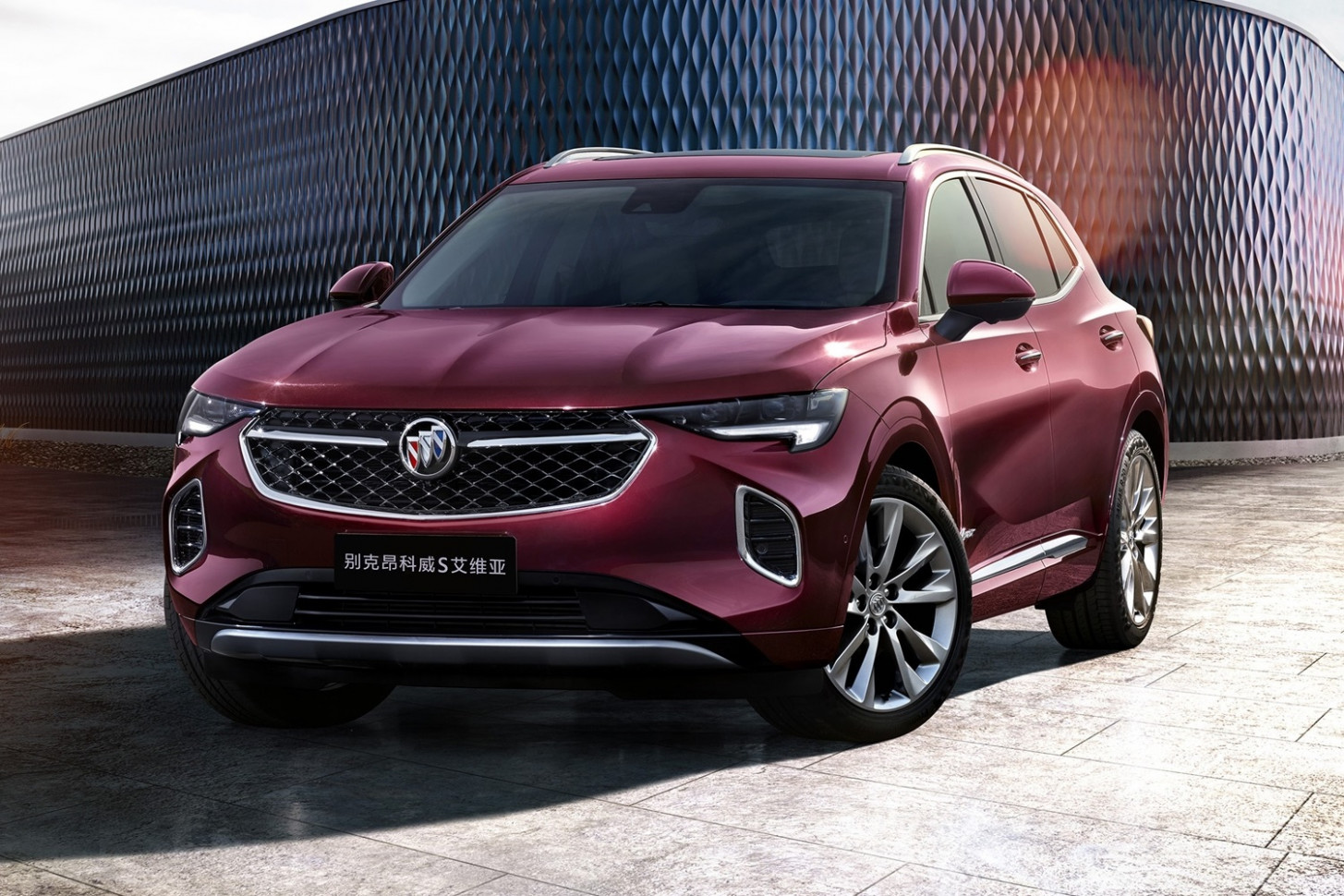 Price and Review 2022 Buick Envision Colors