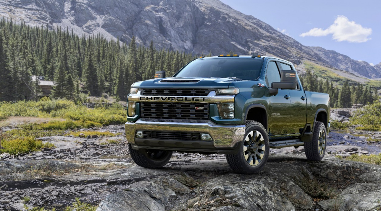 Overview 2022 Chevy 2500Hd Duramax