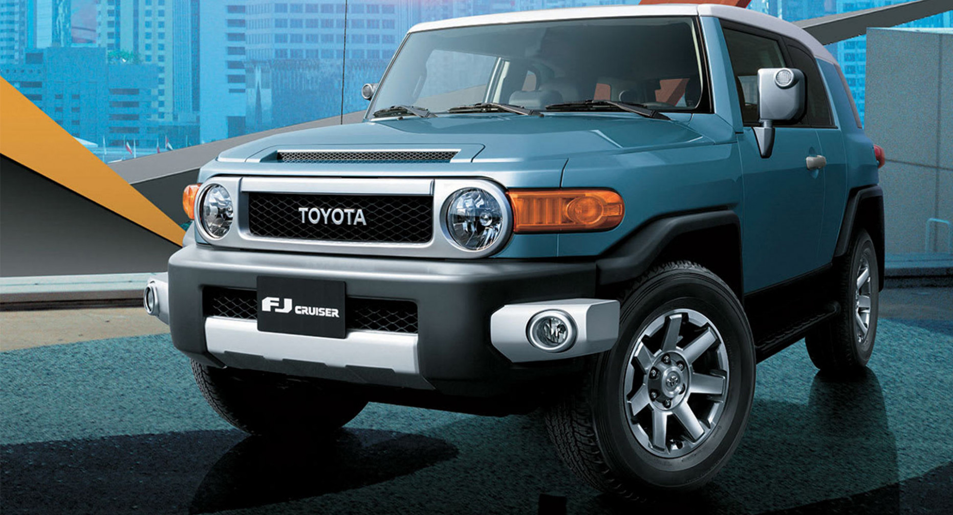 Exterior and Interior 2022 Fj Cruiser