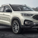 Speed Test 2022 Ford Edge