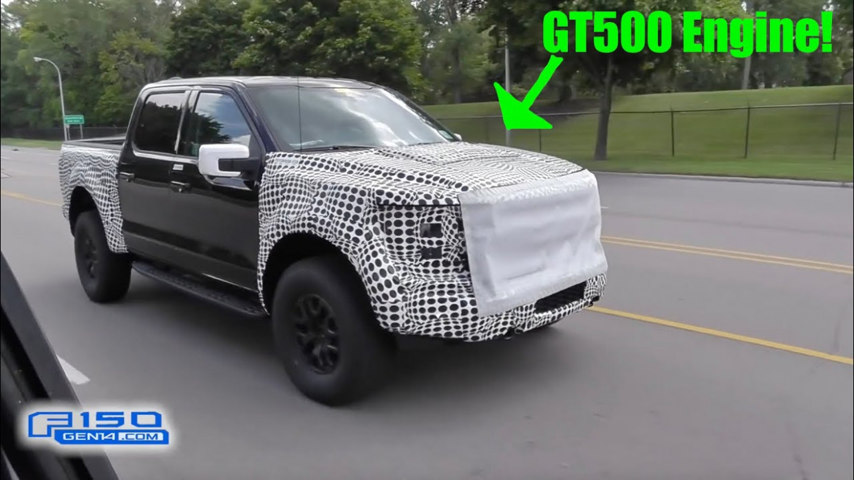 Overview 2022 Ford Raptor