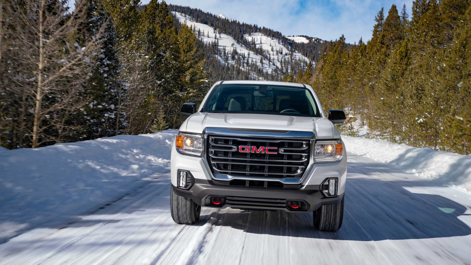 First Drive 2022 Gmc Canyon Diesel