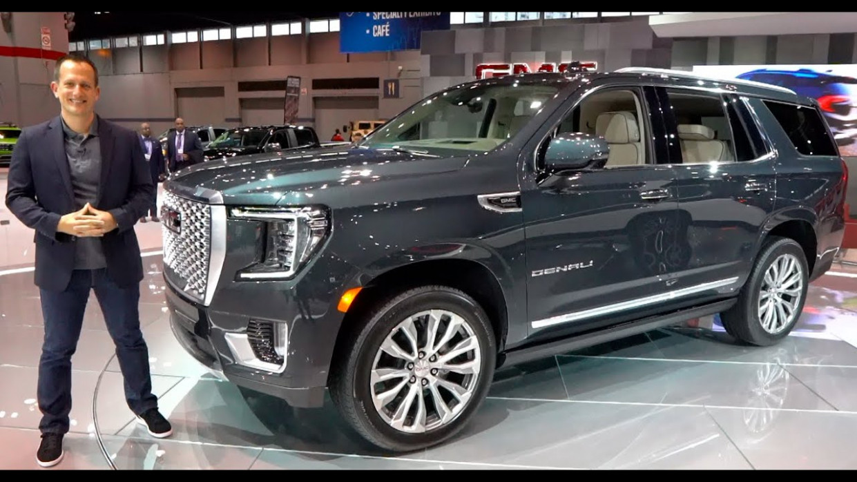 Price, Design and Review 2022 Gmc Yukon Xl Pictures