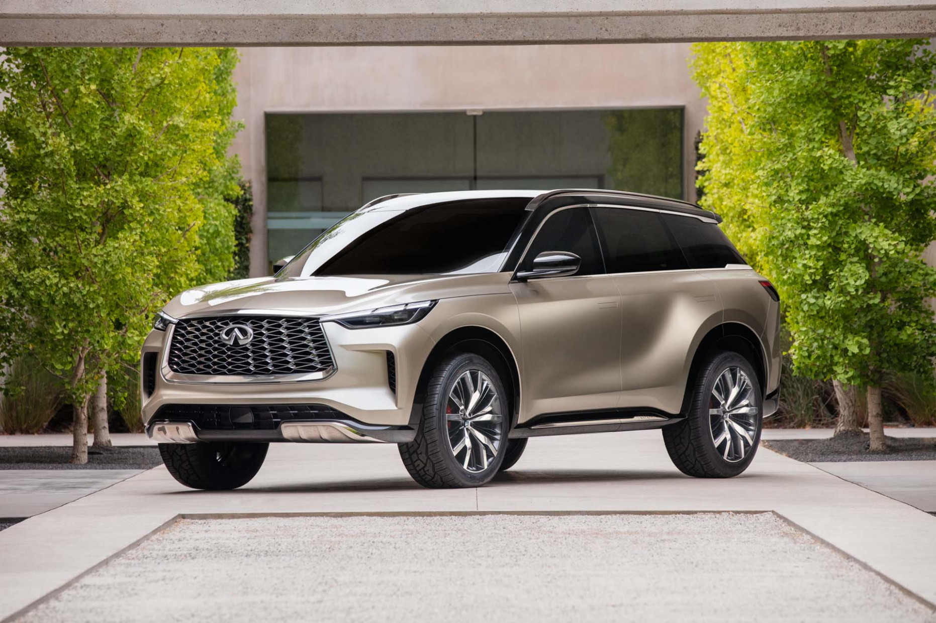 Price and Review 2022 Infiniti Qx60