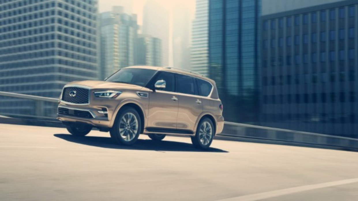 Spy Shoot 2022 Infiniti Qx80 Msrp