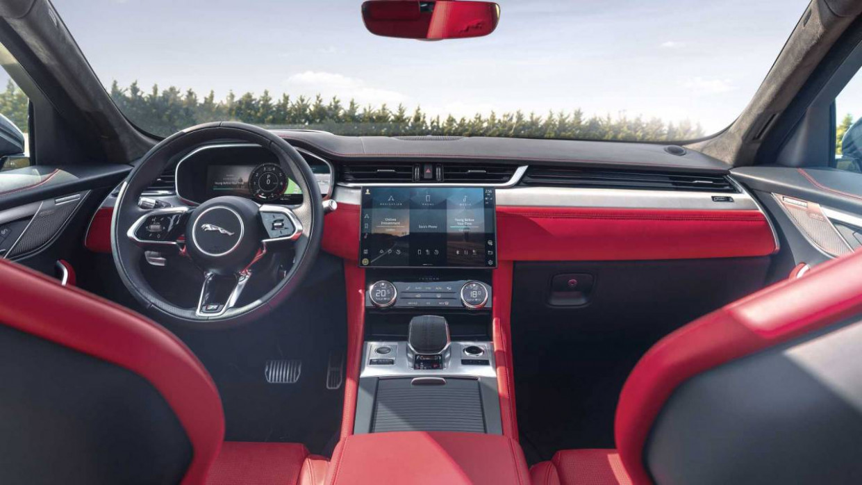 Price and Review 2022 Jaguar Suv