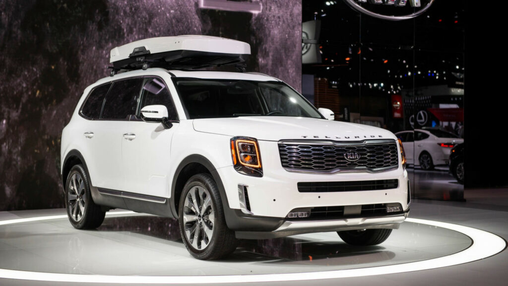 speed test 2022 kia telluride release date - cars review
