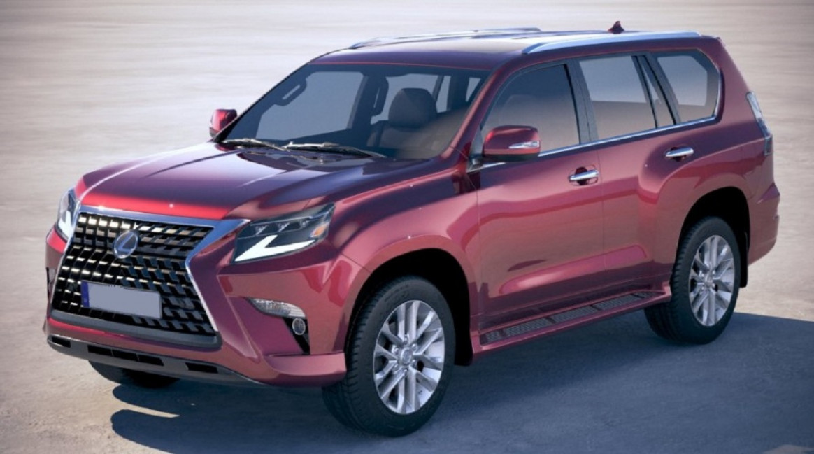 Specs 2022 Lexus Gx 460 Spy Photos