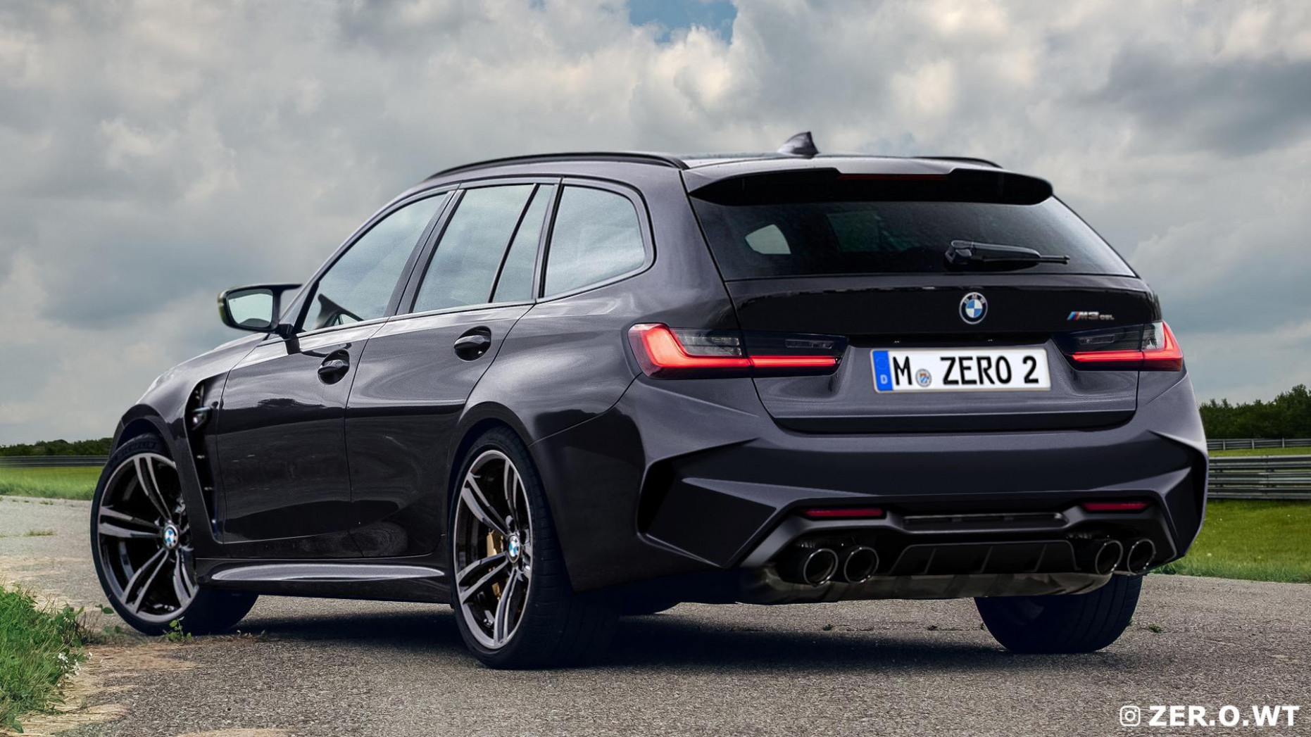 New Model and Performance BMW Wagon 2022