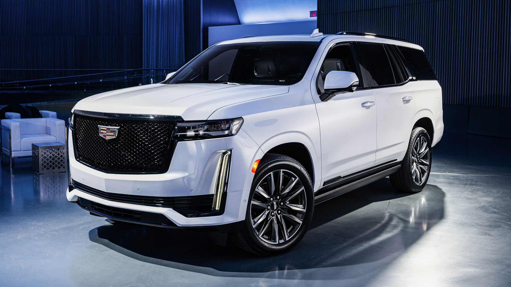 Performance and New Engine Cadillac Escalade 2022 Release Date
