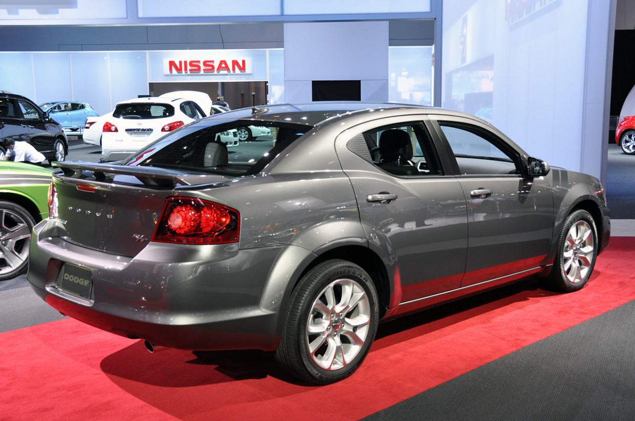 Prices Dodge Avenger 2022