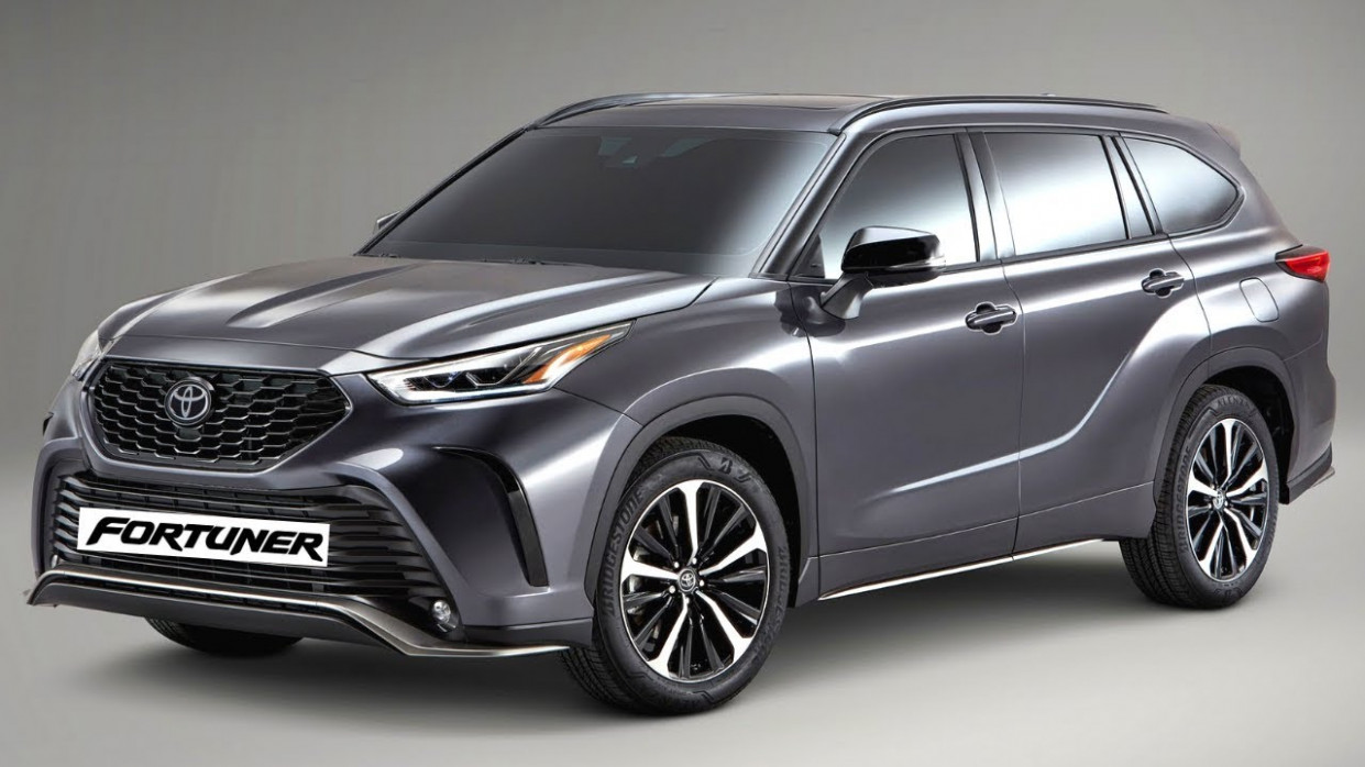 First Drive Toyota New Fortuner 2022