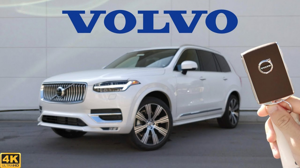 Reviews Volvo Xc90 2022 Youtube