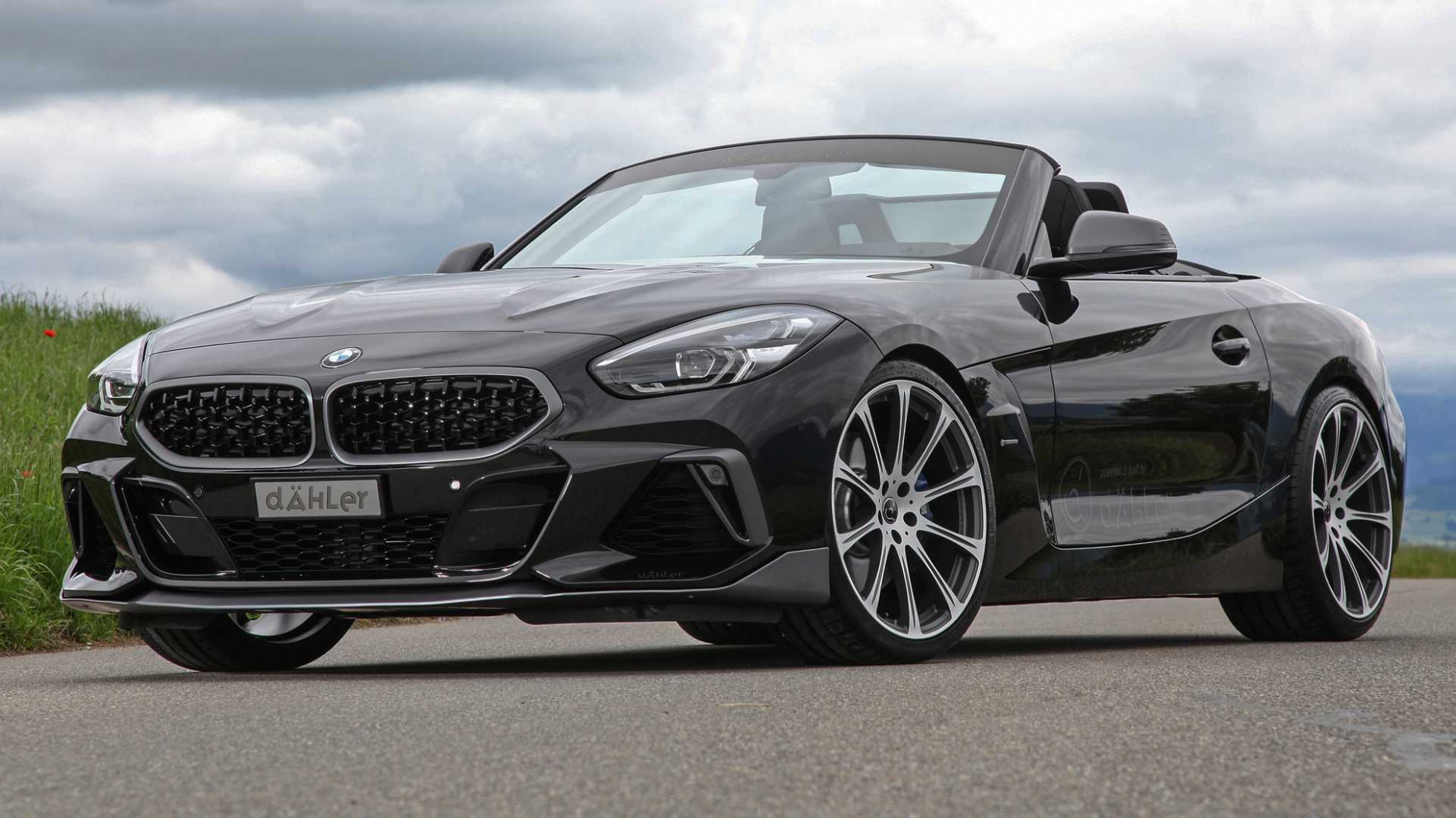 New Concept 2022 BMW Z4 M Roadster