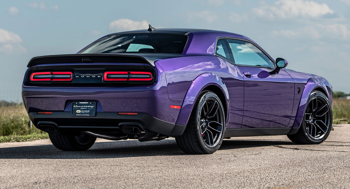 Overview 2022 Dodge Challenger Red Eye