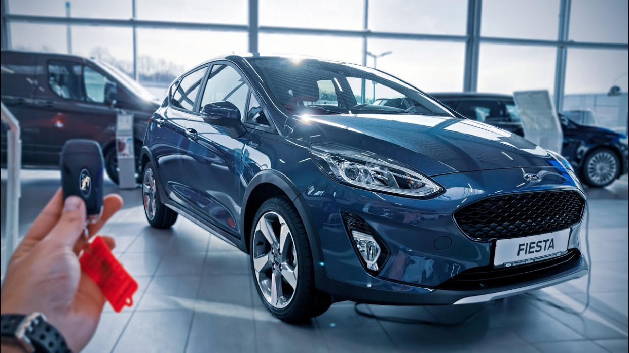 Pictures 2022 Ford Fiesta