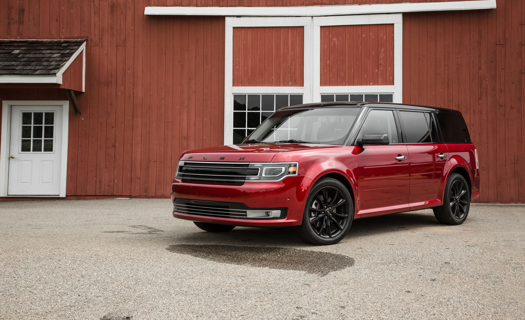 Overview 2022 Ford Flex S