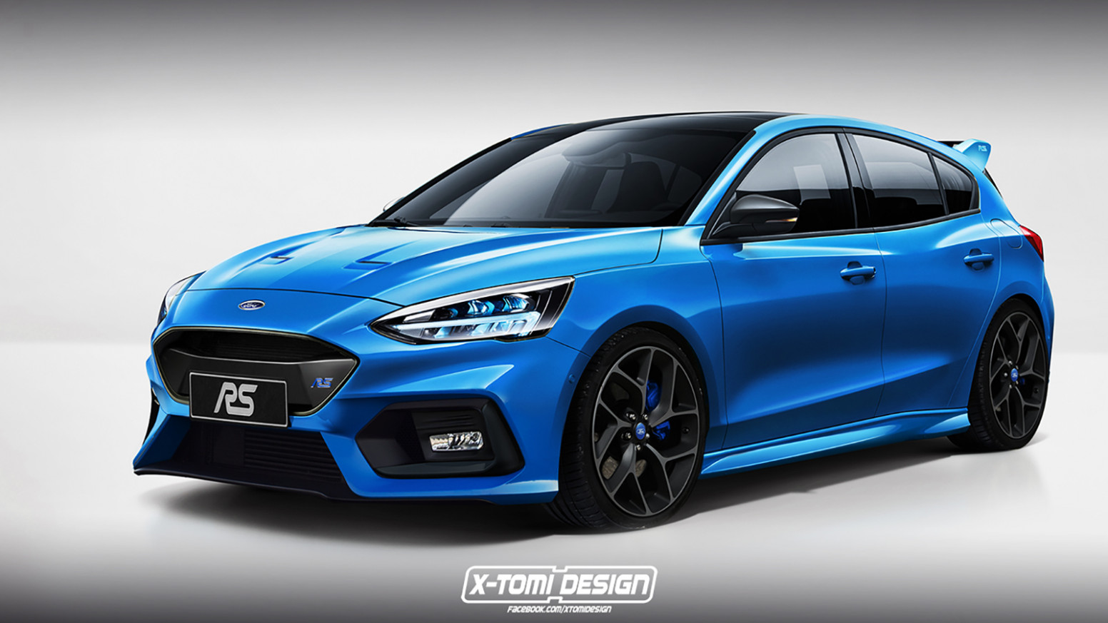 Speed Test 2022 Ford Focus RS