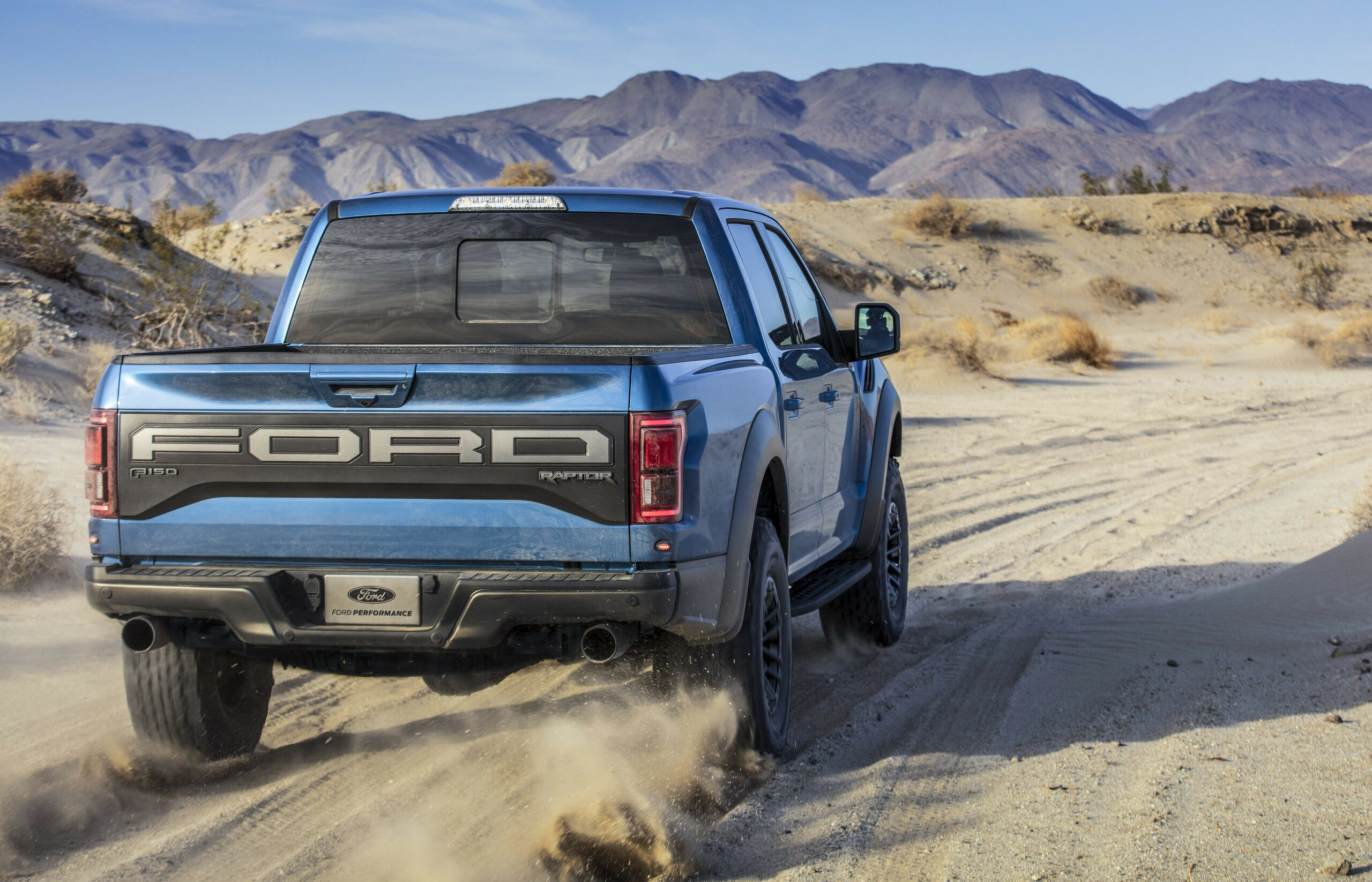 Spy Shoot 2022 Ford Raptor