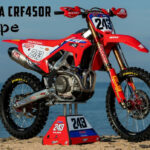 Spesification 2022 Honda Dirt Bikes