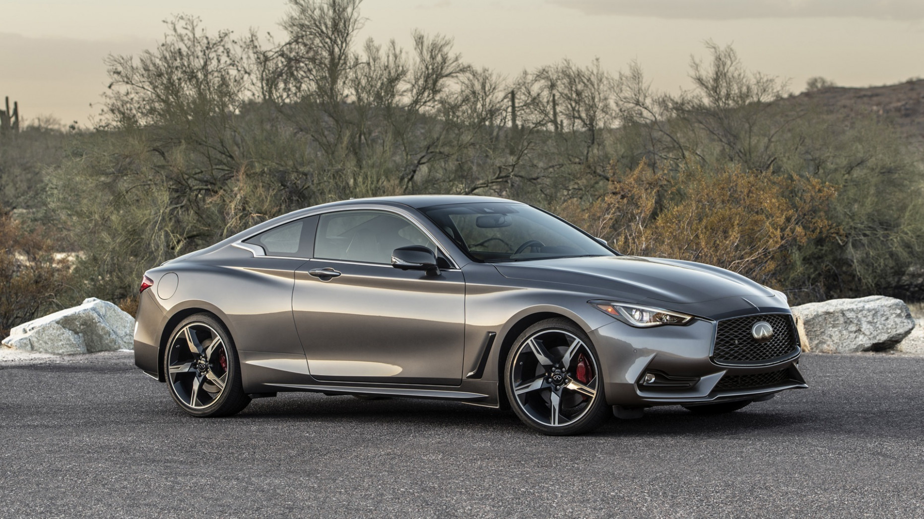 Price, Design and Review 2022 Infiniti Q60 Black S Price