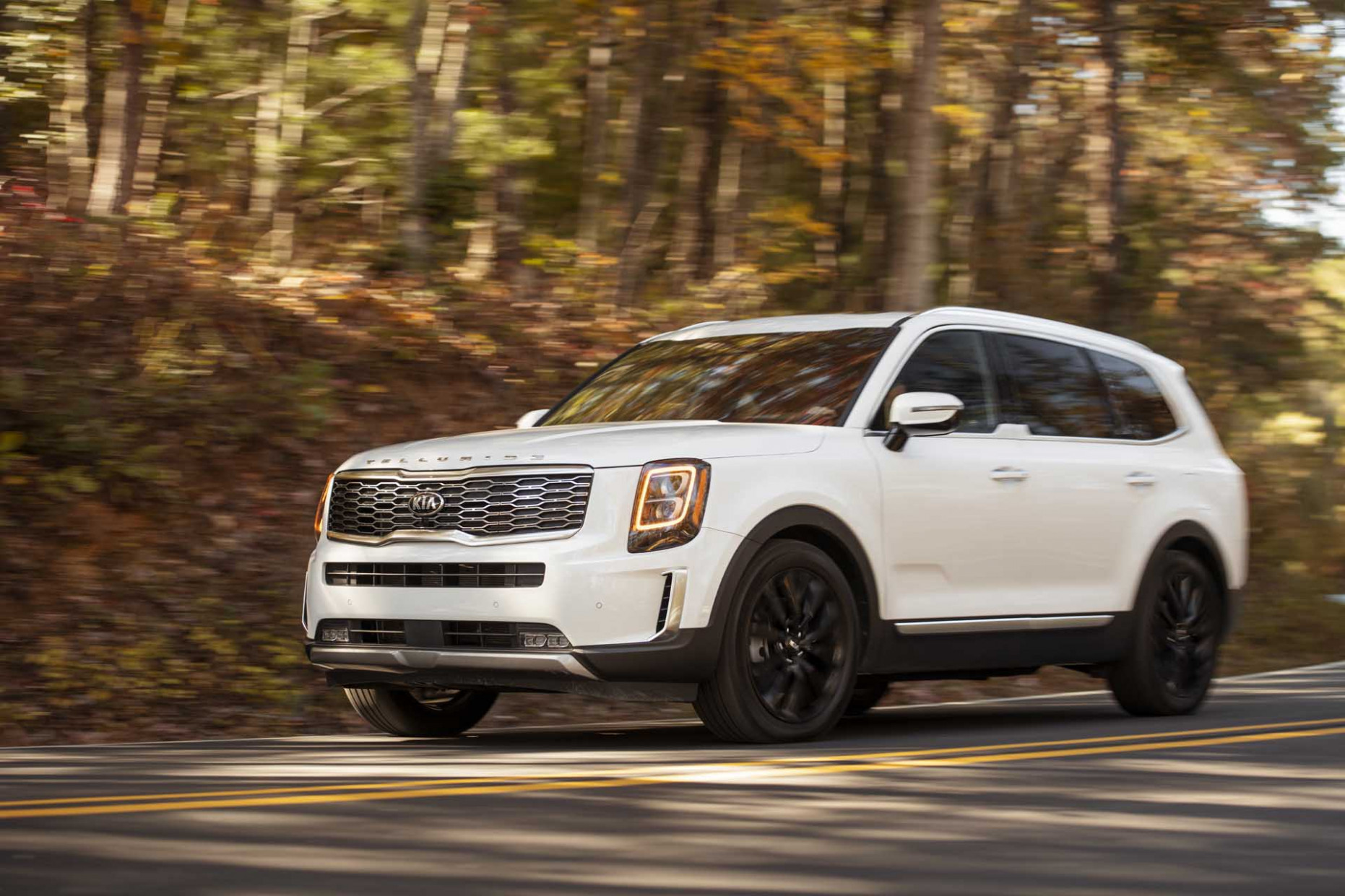 Reviews 2022 Kia Telluride Length