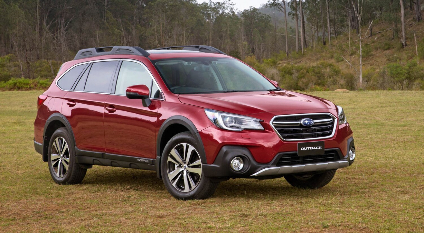 Research New 2022 Subaru Outback Exterior Colors