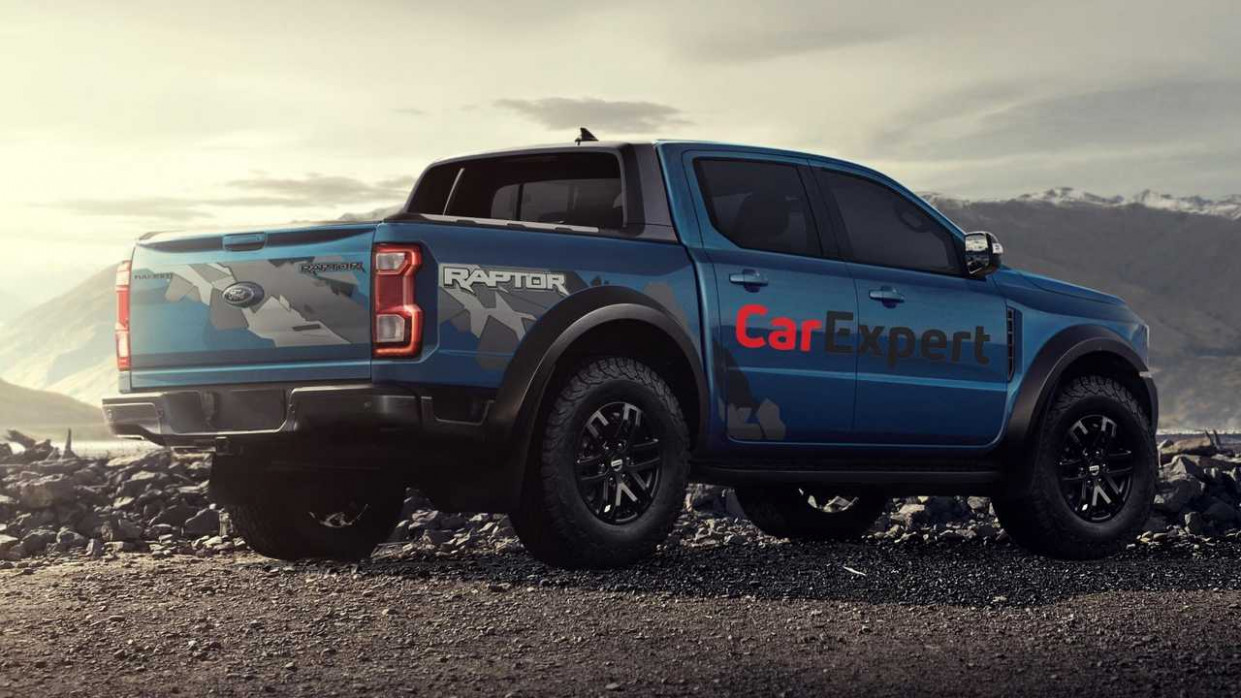 Performance Ford Ranger 2022
