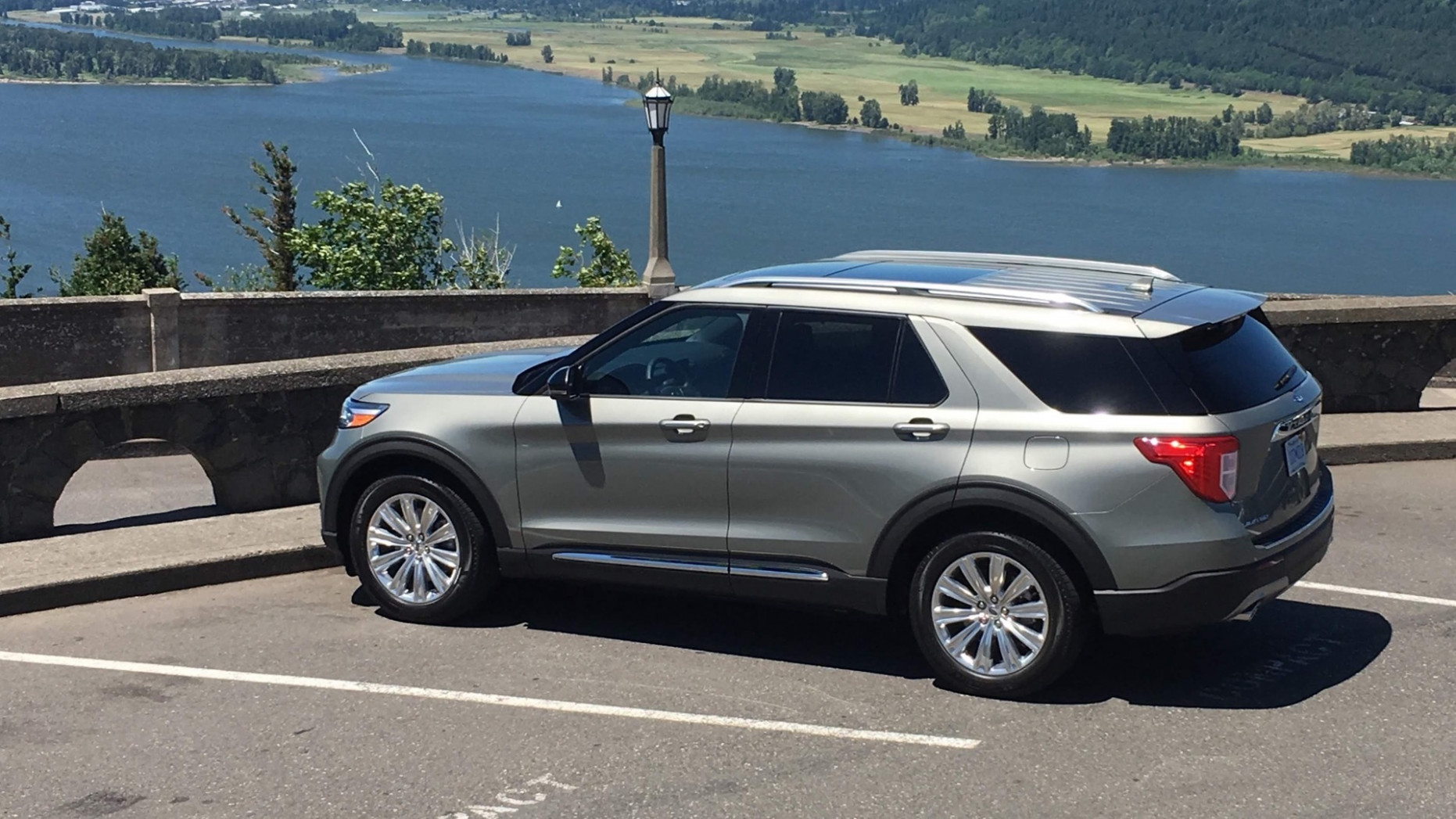 Performance Ford Usa Explorer 2022