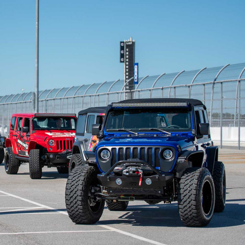 Specs and Review Jeep Beach Jam 2022