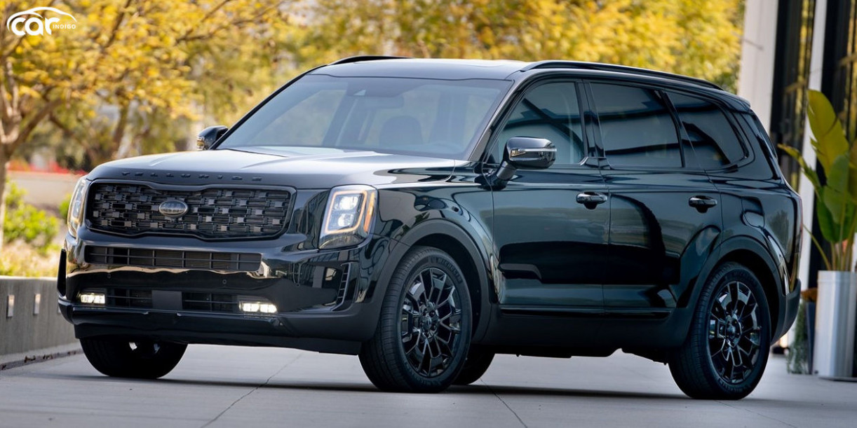 Performance and New Engine Kia Telluride 2022 Review