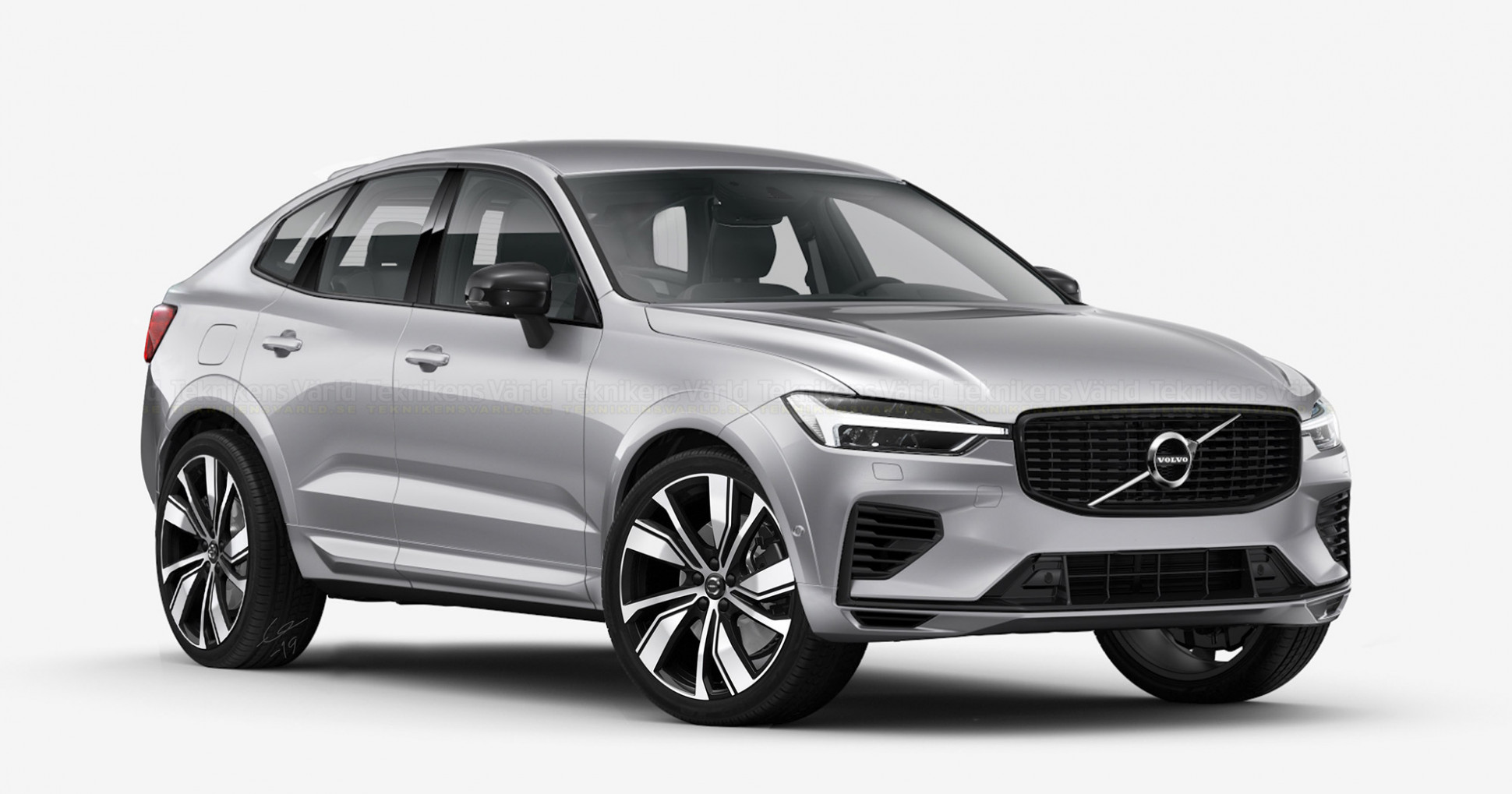 Redesign and Concept Volvo Modellår 2022